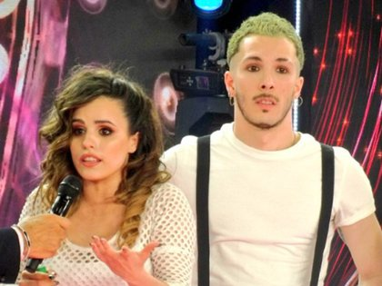Sofía Morandi y Nico Merlín