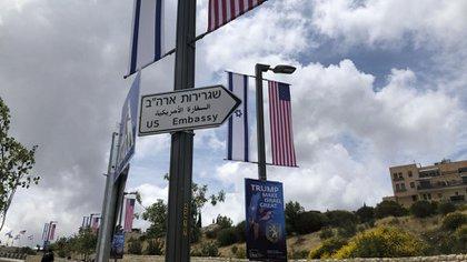 La Embajada de los EEUU en Jerusalén funcionará en su antiguo Consulado General