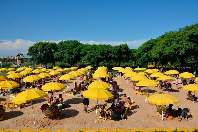 Resultado de imagen para La Ciudad inauguró la 12° edición de Buenos Aires Playa