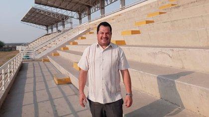 Hugo Vázquez, presidente de Neza Fútbol Club, indicó que serán tres años sucesivos en los que invertirán para consolidar el proyecto (Foto: Neza FC)