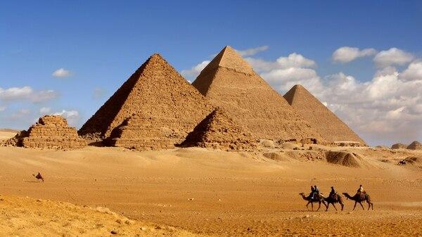 Científicos rusos investigaron durante meses los secretos d ela Gran Pirámide de Giza (IStock)