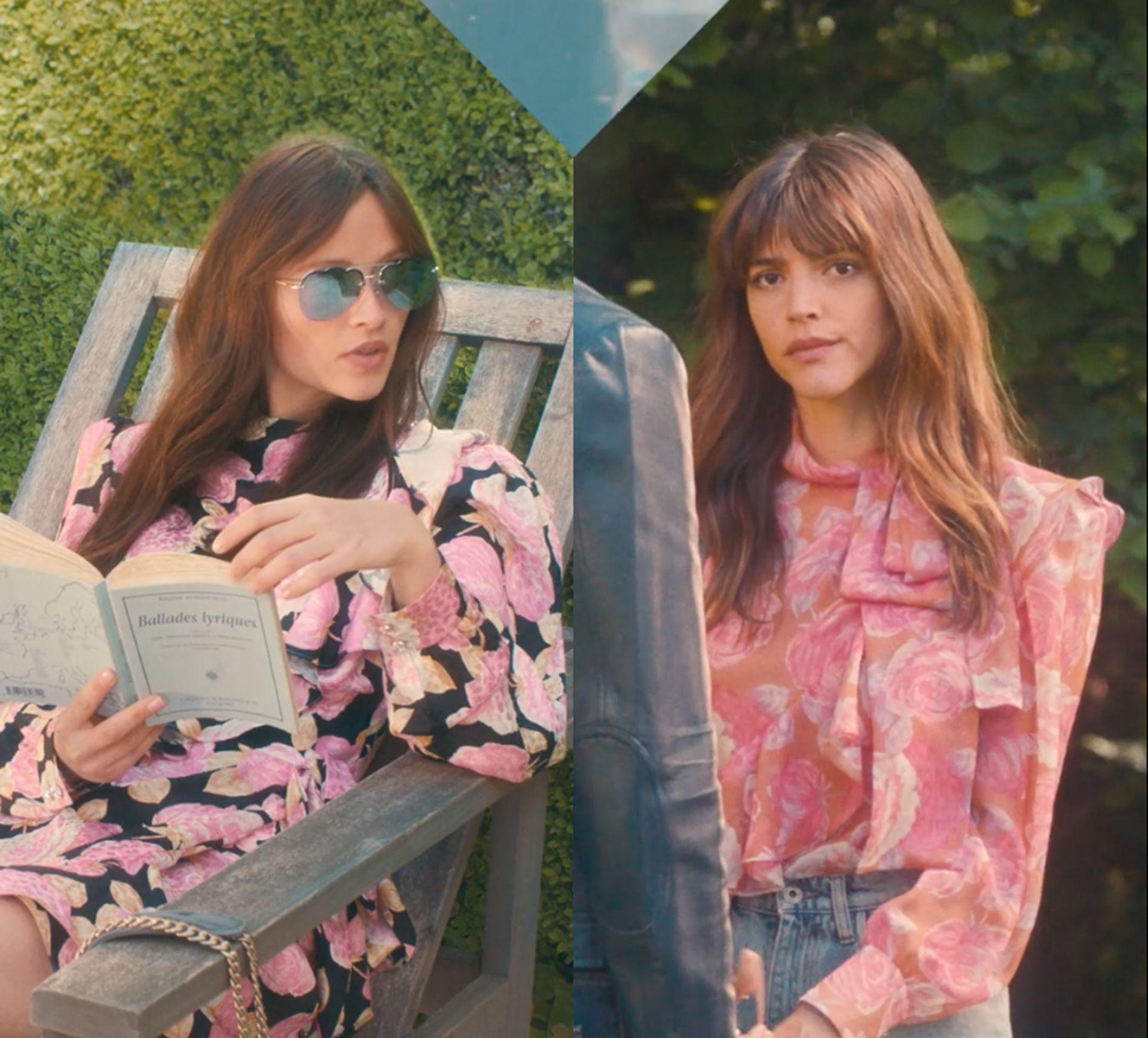 Marilyn Lima y Calu Rivero, las protagonistas de la historia de Head in the Clouds en Miu Miu eyewear