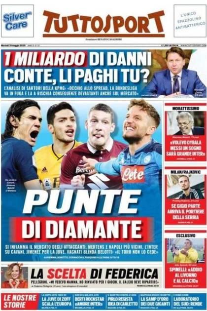 Milik y Jiménz serían las máximas opciones para el ataque de la Juventus, de acuerdo con el diario (Foto: Especial)