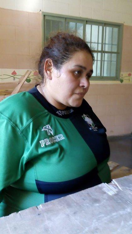 Patricia Solarza está condenada por homicidio agravado por el vínculo por haber abortado a los cinco meses de gestación