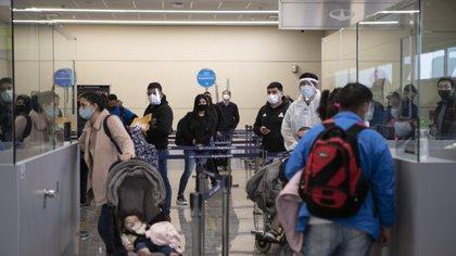 Esta semana se reiniciaron las operaciones de vuelos regulares de cabotaje (Lihue Althabe)