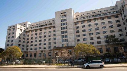 Tribunales de Comodoro Py  (Foto: Franco Fafasuli)