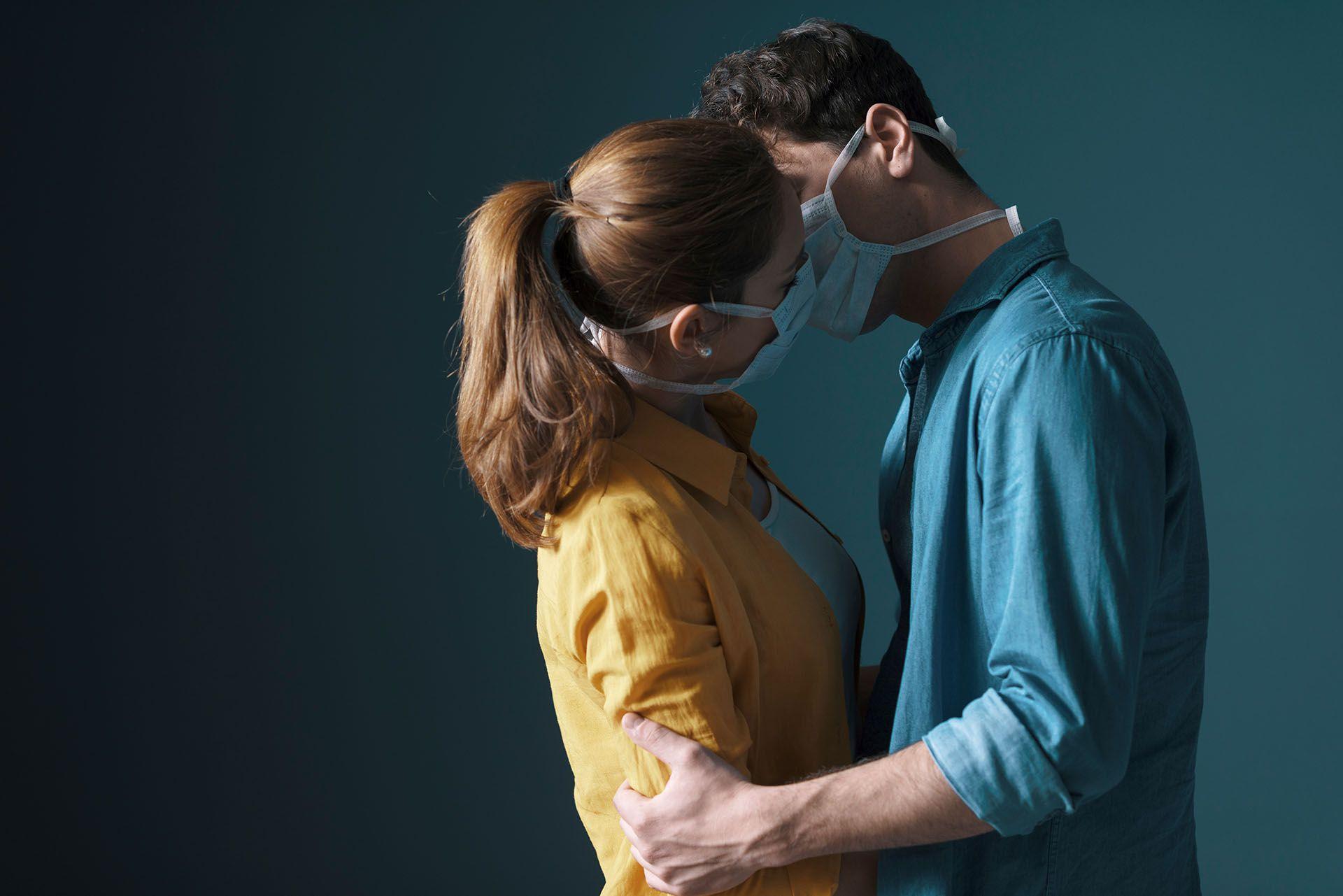 Las citas durante la primera etapa de la pandemia fueron 100% digitales mediante videollamadas (Shutterstock)