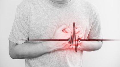 Preocupa el incremento de muertes por afecciones del corazón a causa del COVID-19