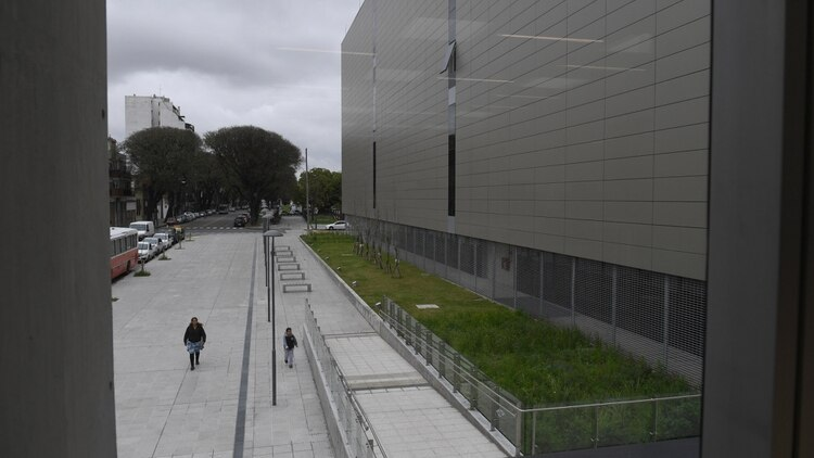 La nueva sede del Archivo General de la Nación (Maximiliano Luna)