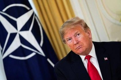 Donald Trump (REUTERS/Kevin Lamarque)