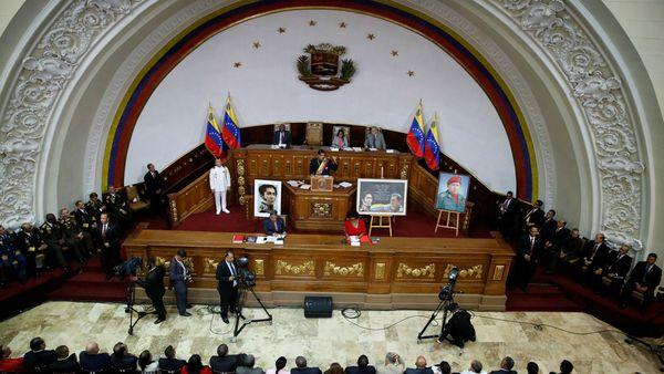 Doce países condenaron a la Constituyente de Maduro por usurpar al Parlamento