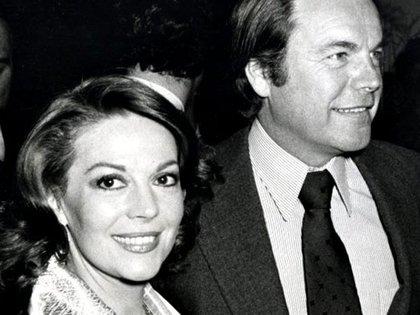 La pareja Wood Wagner fue una de las más importantes en Hollywood durante los setenta. Su hogar fungía como punto de reunión para las grandes estrellas. Sin embargo, pronto se comenzó a hundirse. (Foto: Archivo)