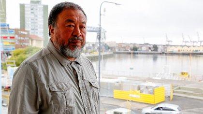 Ai Weiwie (Nicolás Aboaf)
