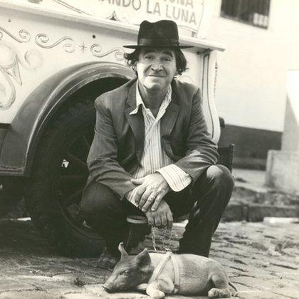 Juan Carlos Altavista en la piel de Minguito