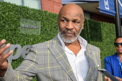 Mike Tyson peleará a beneficio