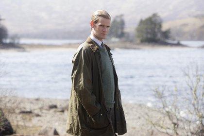Matt Smith originó el papel de del duque  (Foto: Netflix)