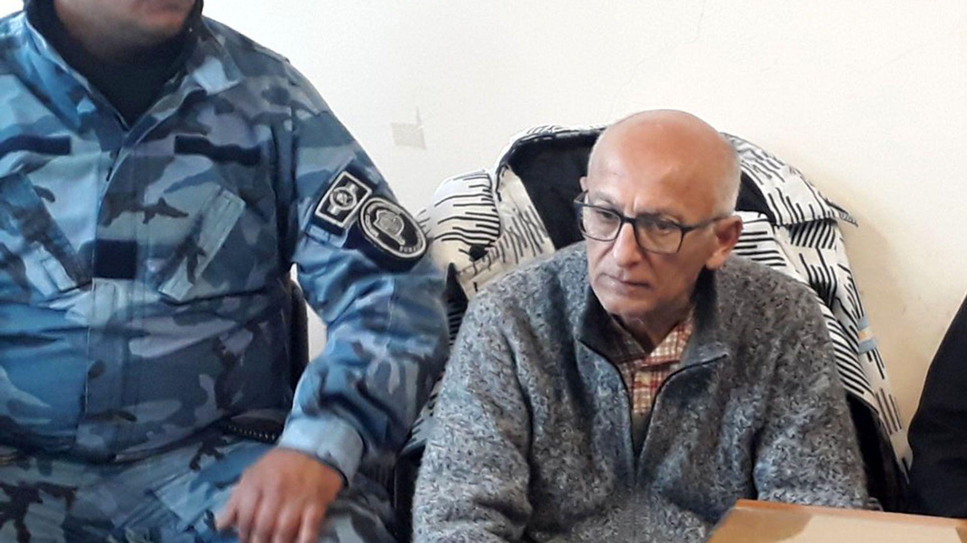 El periodista fue condenado hoy en Mar del Plata (@DantasMartin)