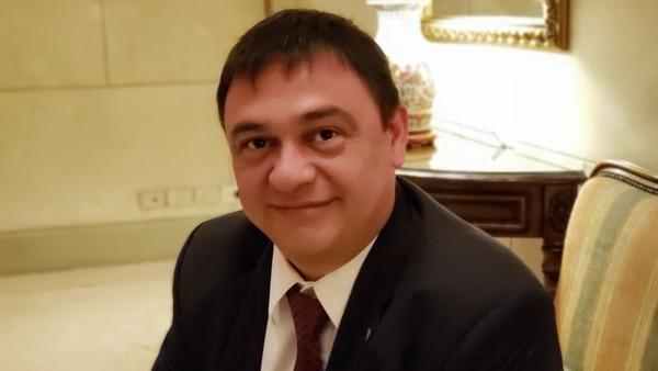 José Polti es docente de la UTN y director del proyecto Green Building