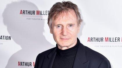 Liam Neeson (Shutterstock)
