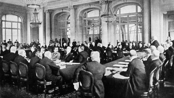 Negociaciones de Versalles