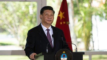 Xi Jinping, presidente de China (Adrian Escandar)