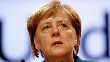 Angela Merkel, canciller de Alemania Reuters)