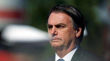 Jair Bolsonaro, presidente de Brasil (Reuters)