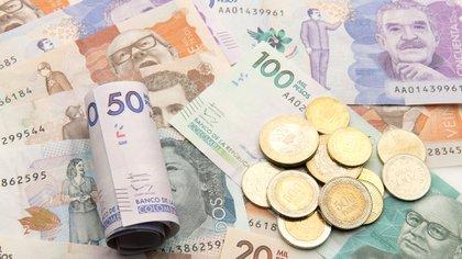 Colombia busca canjear su deuda en pesos o dólares.(Shutterstock)