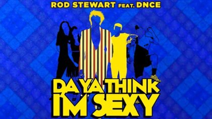 La nueva versión del clásico hit de Rod Stewart