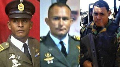 Reyes Farfán, Ferrebús Garavito y Andy Miranda, de los más recientes asesinados en Apure