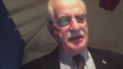 Jorge Taiana, presidente de la comisión de Relaciones Exteriores