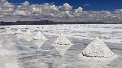 En Argentina, el litio hallado es de alta concentración y con pocas impurezas