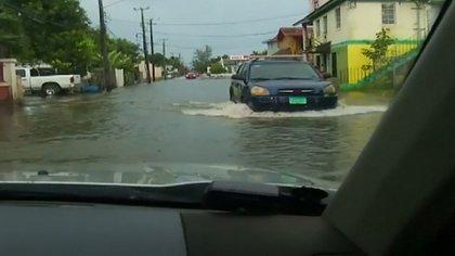 Las Bahamas, bajo el agua (Foto: Archivo)