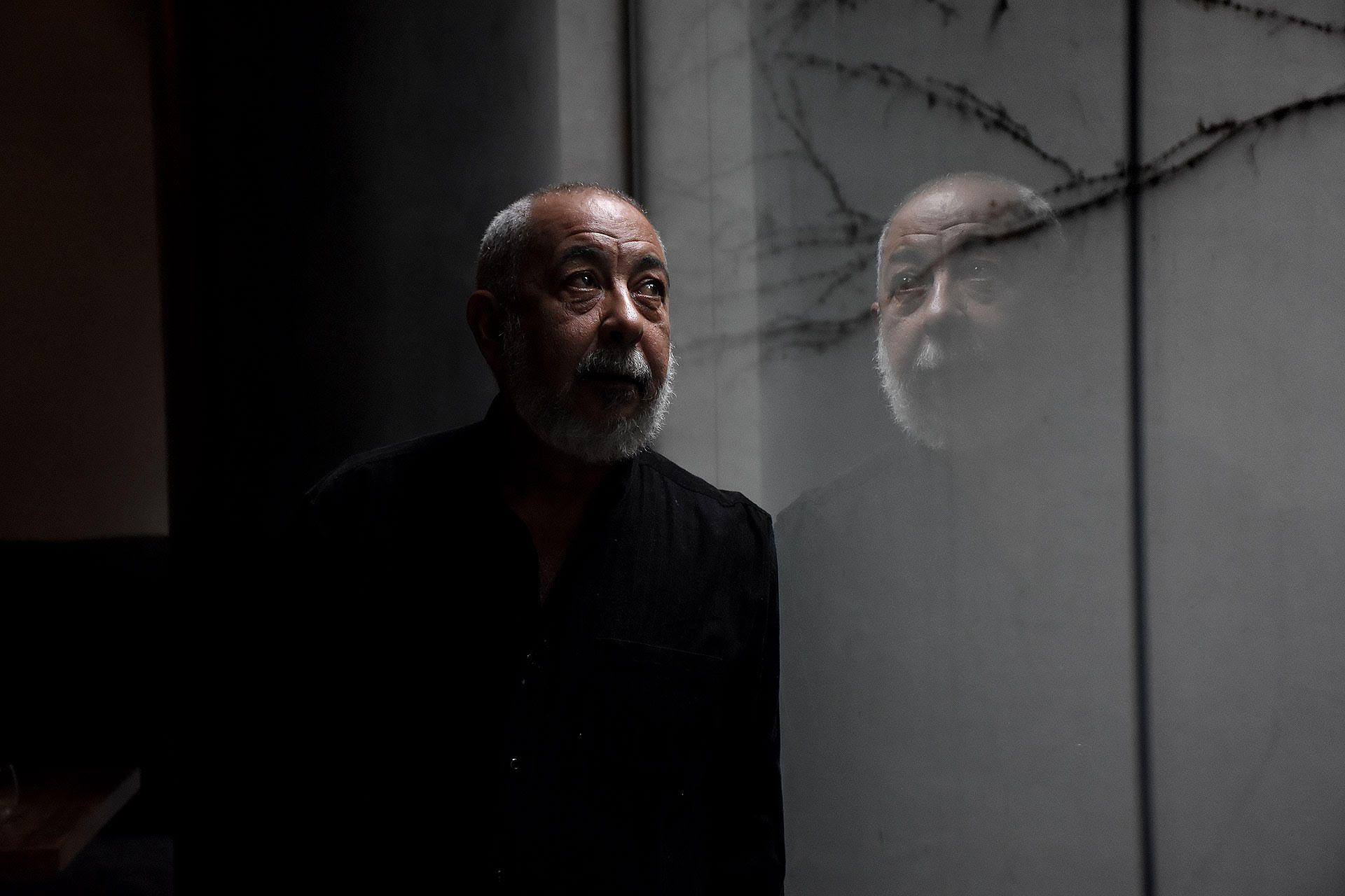 Retrato de Leonardo Padura, escritor cubano  - Crédito: Nicolás Stulberg