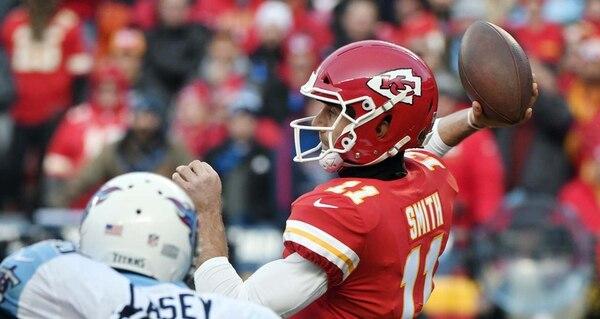 Los Kansas City Chiefs (AP)