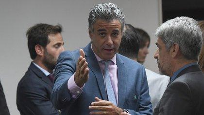 Daniel Rafecas (Maximiliano Luna)