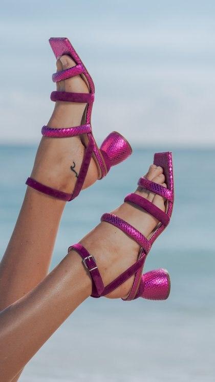 Cirgiliano que tiene ya su marca de calzados hace ya 8 años sueña con convertir su marca en una de lifestyle sumando una línea de indumentaria
