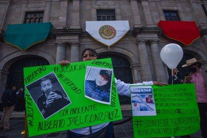 La Comisión de Amnistía tiene 967 casos en revisión y se han resuelto 388 (FOTO: CRISANTA ESPINOSA AGUILAR /CUARTOSCURO)