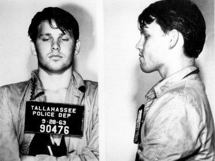 Jim Morrison detenido