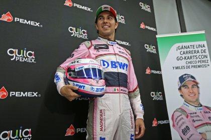 ¡Checo Pérez, pendiente de un segundo test de Covid!