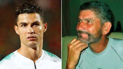 El padre de Cristiano Ronaldo murió cuando el futbolista tenía 20 años