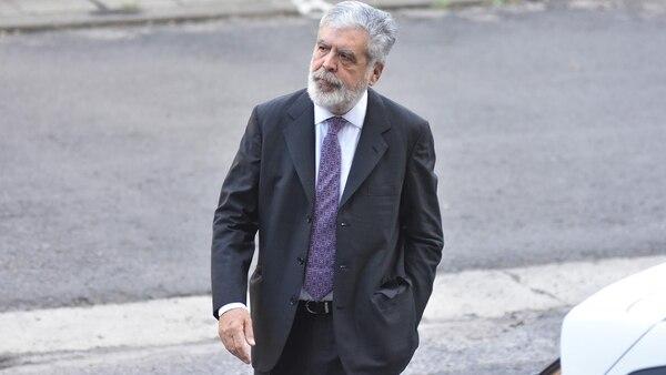 Julio De Vido, ministro de Planificación de los gobiernos de Néstor y Cristina Kirchner (DyN)