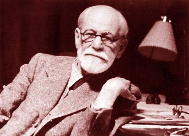 Sigmund Freud (Shutterstock)