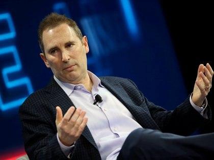 Andy Jassy, CEO de Amazon Web Services, habla en la conferencia WSJD Live en Laguna Beach, California, Estados Unidos, el 25 de octubre de 2016 (REUTERS/Mike Blake)