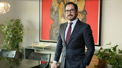 El empresario Braulio Arsuaga también formará parte del panel de inversionistas para la sexta temporada de Shark Tank México (Foto: Twitter / @CEOLatam_)