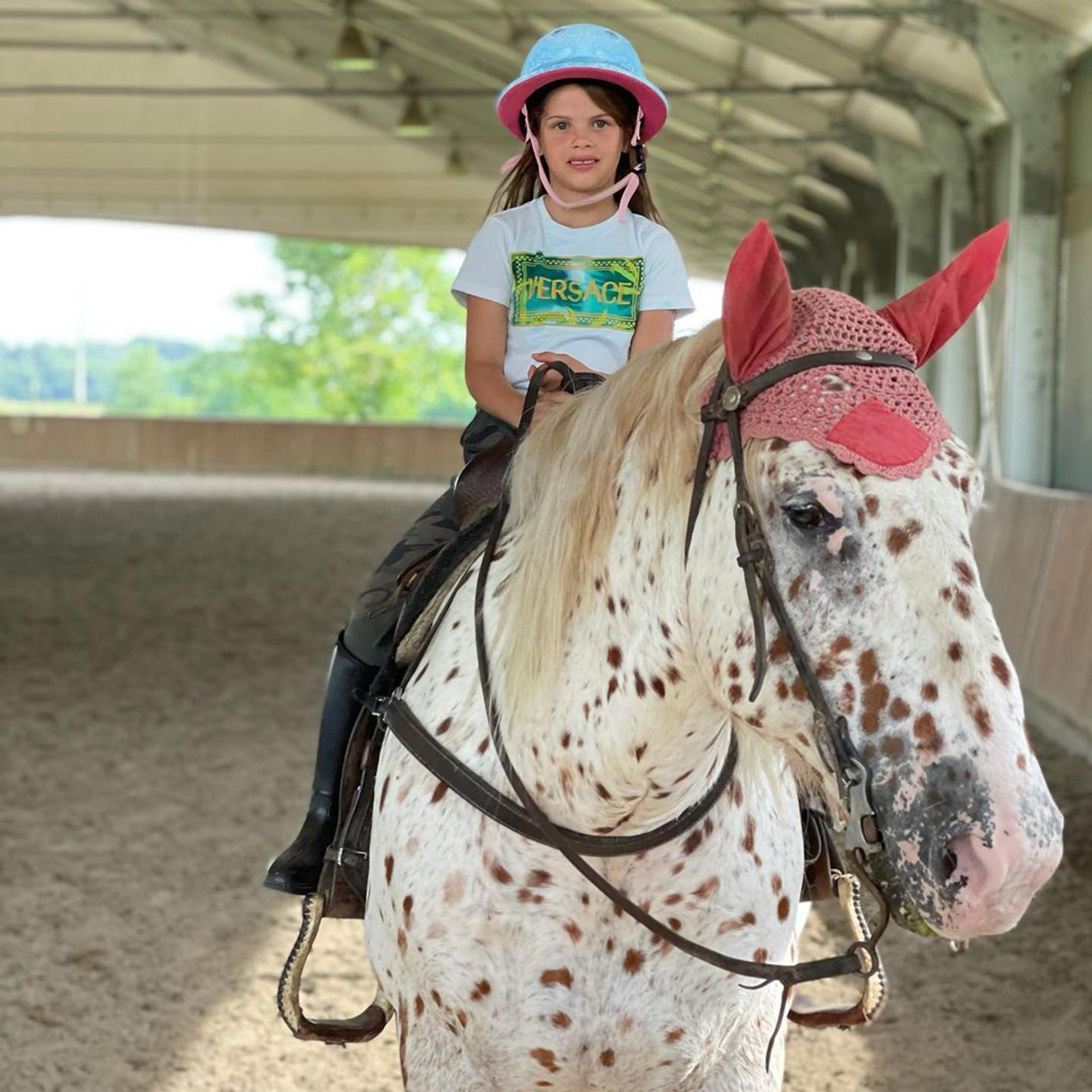 Mauro Icardi Wanda Nara y caballos SF