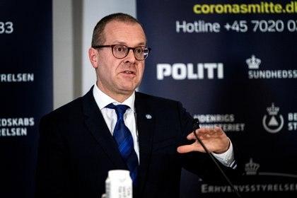 El jefe de la oficina de la Organización Mundial de la Salud para Europa, Hans Kluge