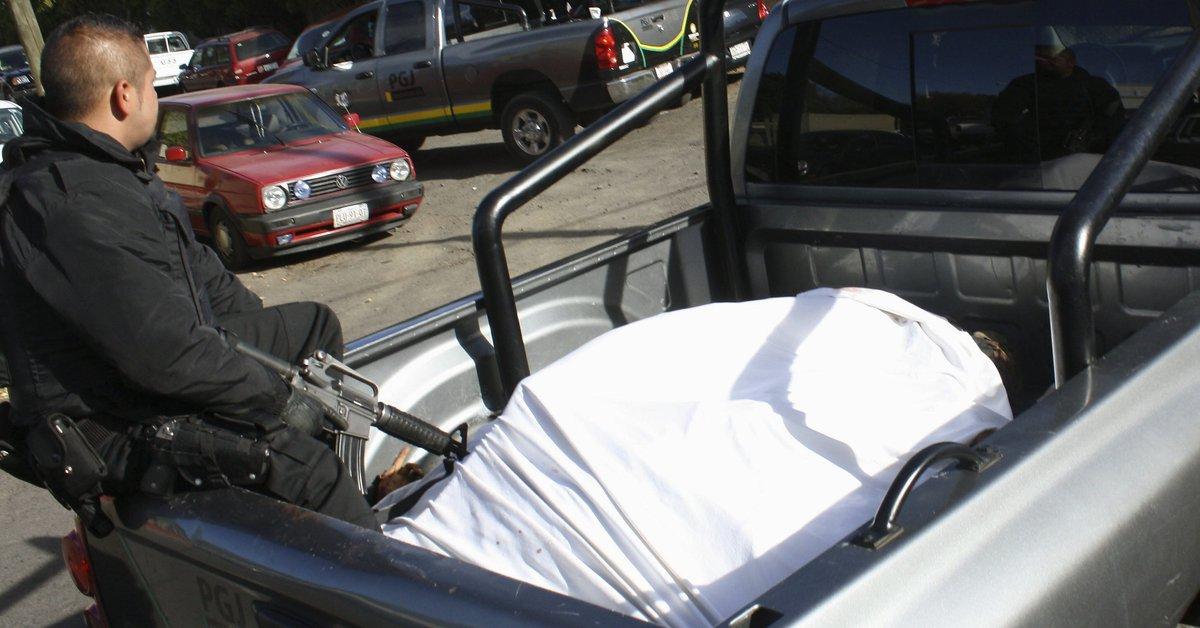 Night of terror in Michoacán: they found nine riddled bodies in Zitácuaro