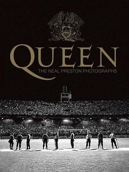 La portada del nuevo material de Queen con una foto de 1981 en el Estadio de Rosario Central