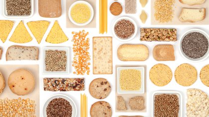 Hay muchos alimentos sin TACC, ricos, que se pueden incluir a la dieta celíaca (Shutterstock)